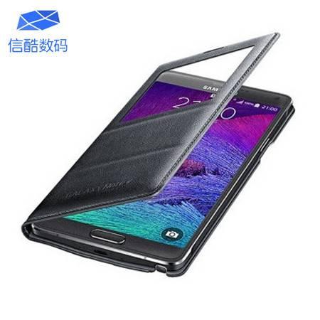 三星(SAMSUNG)Note 4手机 无线充电智能保护套