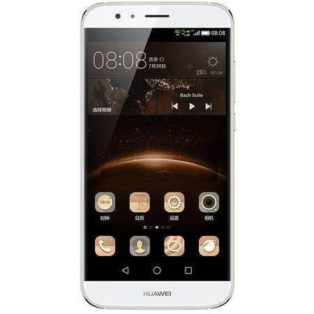 华为 G7 plus 双卡双待手机 移动联通双4G手机标配版