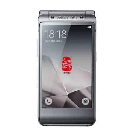 三星(SAMSUNG) W2016 电信4G手机 现代银
