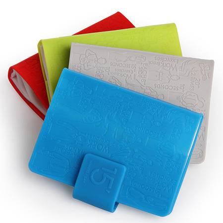 花色优品(Stylor)健康mini卡包 STB-0299 (颜色随机)