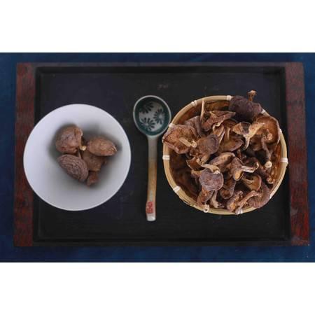 开县野生头水蘑菇500克