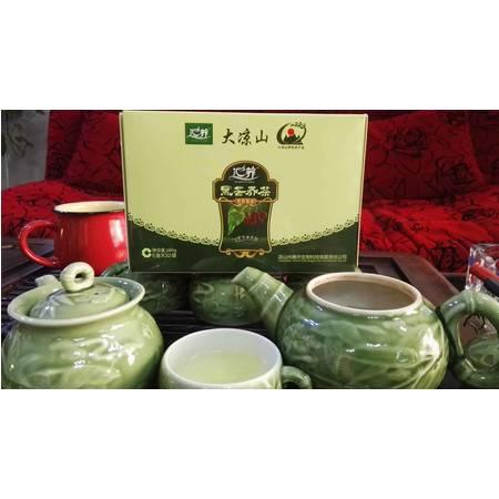 香龍食黑苦荞香茶160g