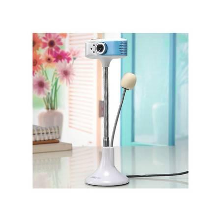 夜视摄像头笔记本台式机用摄像头高清摄像头带麦克风8米吸音免驱【全国包邮】