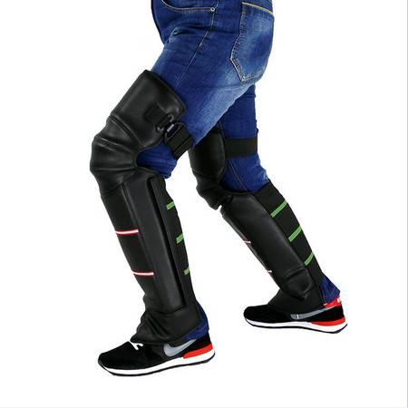 护膝护腿保暖电动车防寒不透风加长加厚摩托车护膝【新款】【多省包邮】