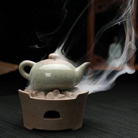 海韵生 陶瓷客厅办公室摆件摆件家居摆件创意礼物礼品沉香炉