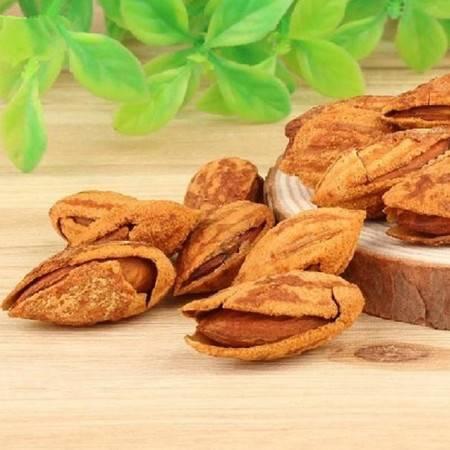 【阿力哥ALG】 手剥巴旦木 250g 散装称重 独立小包装 精选尚品 零食坚果食品