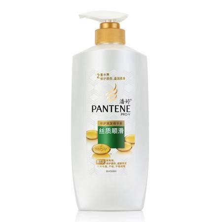 潘婷丝质顺滑护发素750ml 大瓶修护润发精华素乳