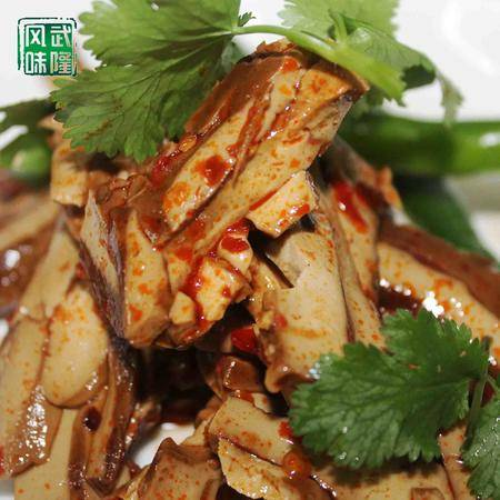 重庆 武隆馆羊角豆腐干230g