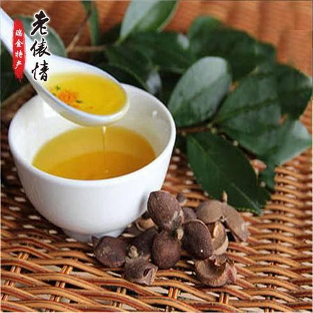 瑞金特产  苏区野山茶油 1000ml