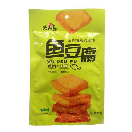 太阳岛鱼豆腐(泡椒味),休闲小美食
