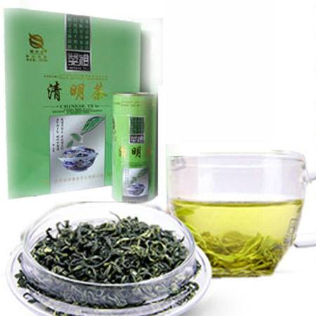 贵州黔东南特产 施秉县清明茶盒装200g