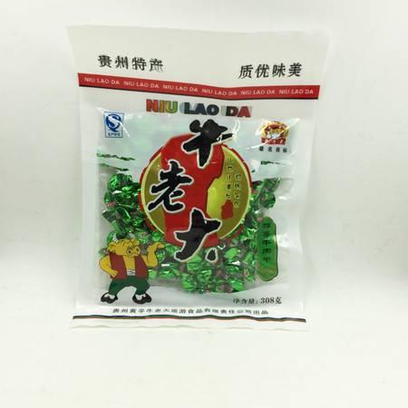 贵州黔东南特产 黄平县牛老大醇香牛肉干308g袋装