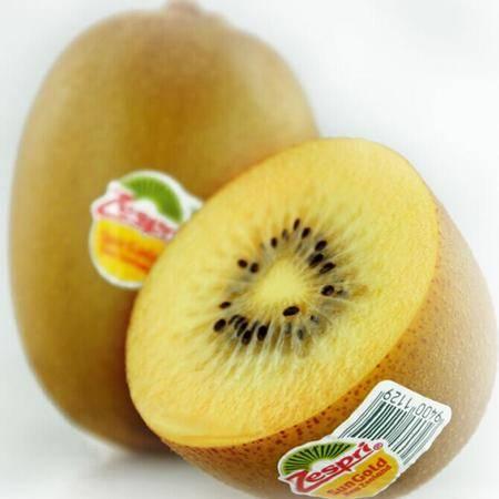 奥特朗 新西兰金奇异果33粒3.3kg 巨无霸金果猕猴桃