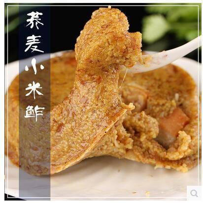 贵州龍荞麦小米鲊 380g