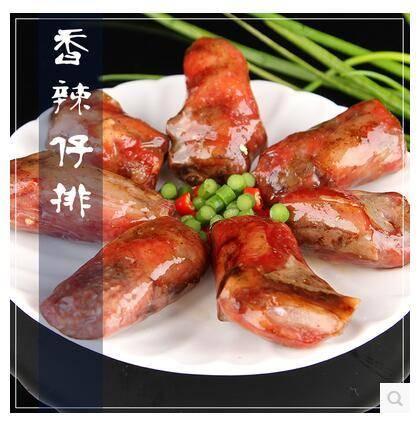贵州龍香辣仔排 400g