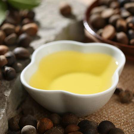 绝地野生(纯野生茶籽油)500ML