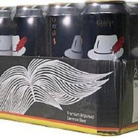 德国格鲁特·征服黑啤 24罐*500ml