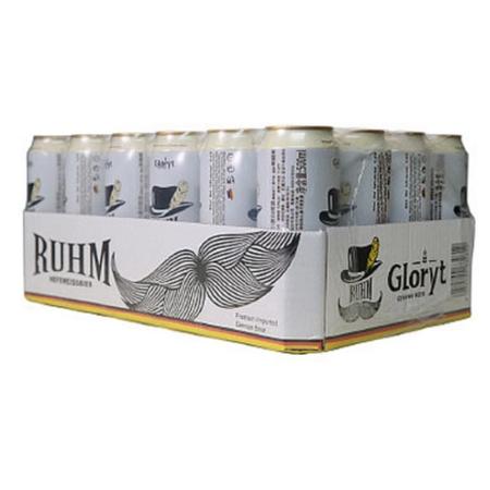 德国格鲁特·荣耀小麦白啤 24罐*500ml