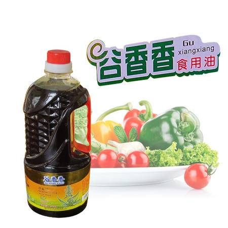 惠利园筹福谷香香900ml黄芥油