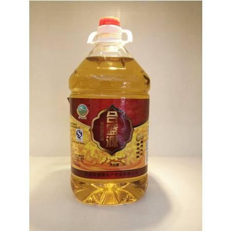 合盛源菜籽调和油