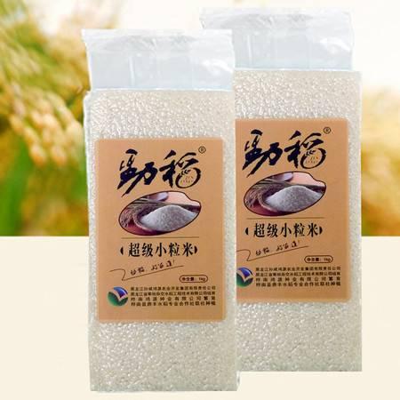 桦南劲稻超级小粒米