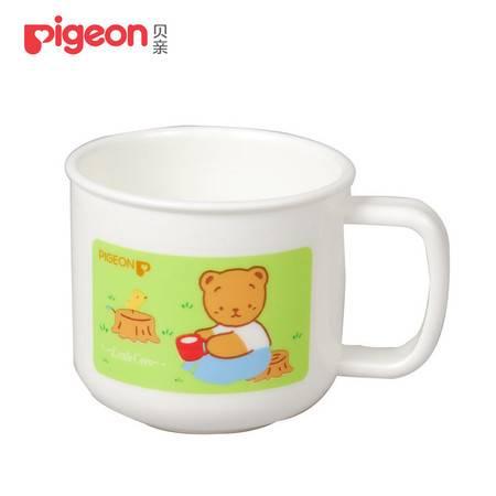 贝亲儿童单柄水杯 宝宝训练水杯婴儿喝水杯饮水杯可微波DA04/DA67