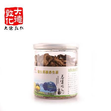大德敦化 仙光牌 蒲公英茶 100gZBYY168