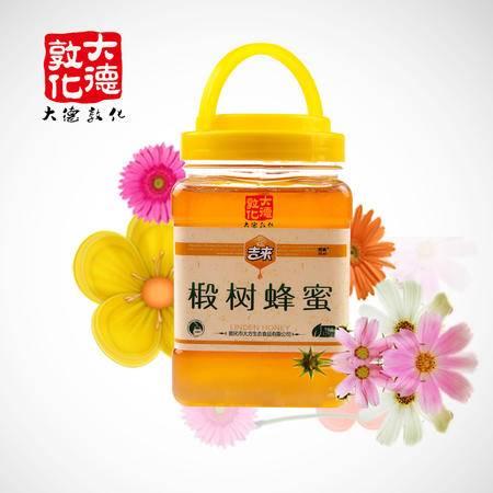【大德敦化】东北长白山野生椴树蜜农家自产土蜂蜜礼盒装 CBFM010