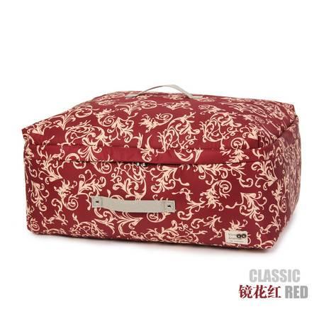超大号可洗被子收纳袋整理袋套装 聚酯纤维多色可选棉被衣物收纳袋