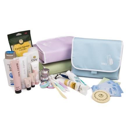 新款旅行防水洗漱包化妆包 出差旅游便携收纳袋整理包手提袋