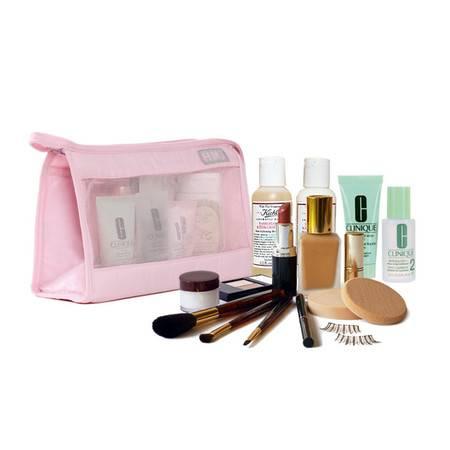 大号旅行洗漱包 化妆包 女收纳包出差旅游女士防水收纳袋化妆箱