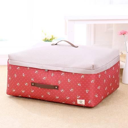 蔷薇可洗衣物收纳袋整理袋储物袋棉被收纳袋收纳箱整理箱 M中号