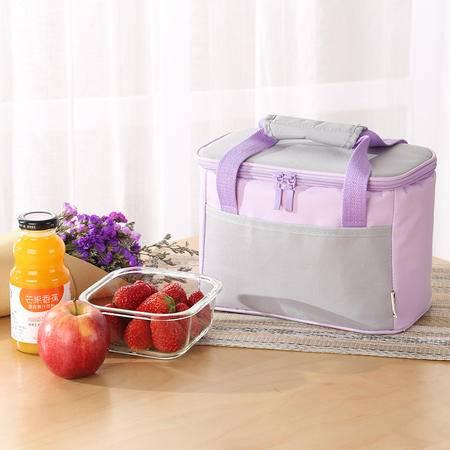 翌羿优品新品加厚保温包便当包饭盒袋保鲜旅游户外收纳手拎便当包
