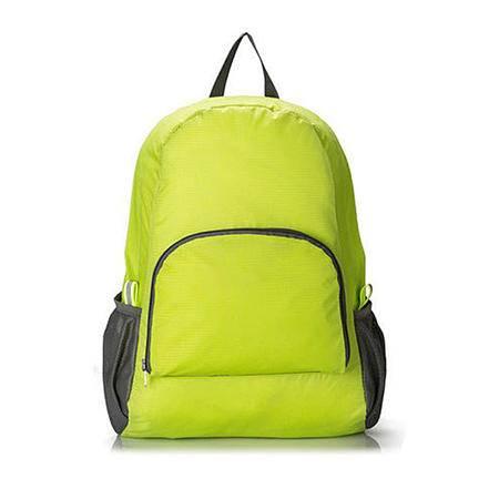 翌羿 韩版防水收纳背包 可折叠双肩背包 户外登山收纳双肩包 四色可选