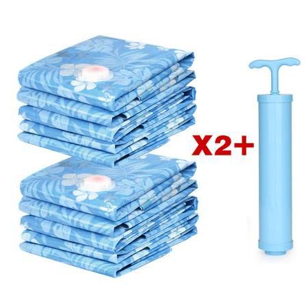 翌羿 5只装 压缩袋 真空收纳袋中号棉被子衣物整理袋套装