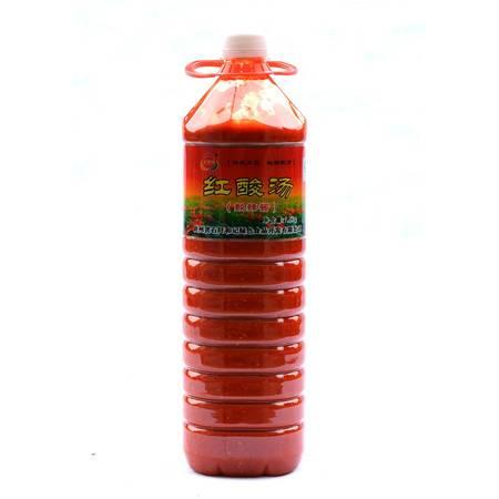 贵州农特产品 石阡和记 特色红酸汤 火锅底料1000g/瓶  温泉之乡特产
