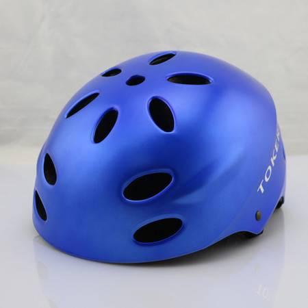 TOKER 正品骑行头盔山地公路自行车头盔 男女运动装备轮滑多用途头盔tk-v17
