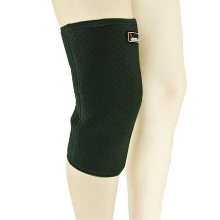 badica运动 羽毛球跑步自行车骑行保暖健身男女护膝包邮bt6409