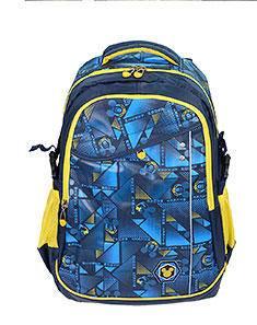 迪士尼米奇米妮男童简约大气双肩书包 学生出游上学背包