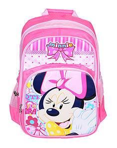 2015新款迪士尼学生卡通双肩书包 可爱经典米奇米妮卡通背包