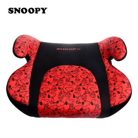 史努比汽车儿童安全座椅(泰乐图案系列)增高垫 适合6-12岁儿童使用