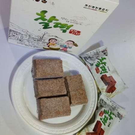 【朝鲜族特产】红米打糕  1800g/箱/20块