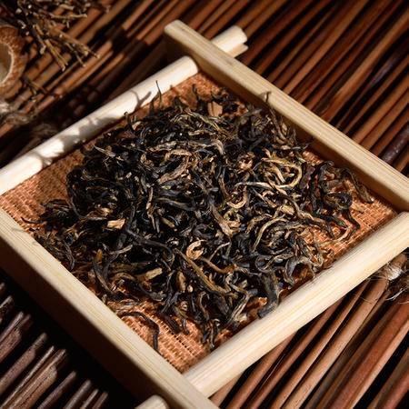 四川红茶北川茶叶莫朵色德高山云雾古树茶羌族有机茶工夫红茶(直立袋)包邮