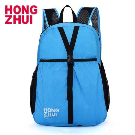 红缀女包双肩包背包女休闲包旅游包折叠包限时打折防水淑女包学院