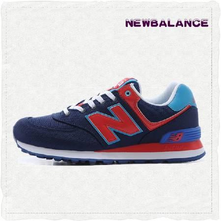 New Balance 新百伦男鞋代购旅行家海洋珊瑚礁深蓝运动鞋跑鞋ML574PPN