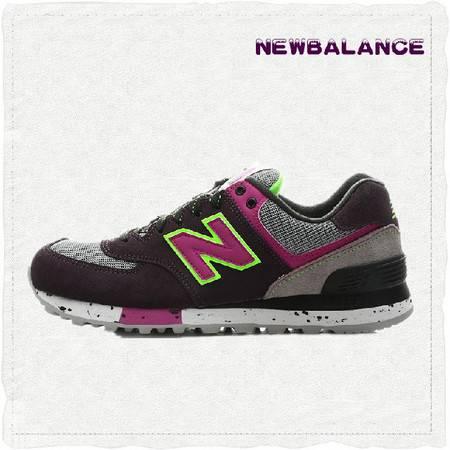 代购New Balance/NB 574系列 新百伦女鞋斑点跑步鞋休闲运动鞋 WL574OGP