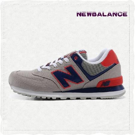 New Balance 新百伦男鞋代购旅行家海洋珊瑚礁灰色运动鞋跑鞋ML574PPG