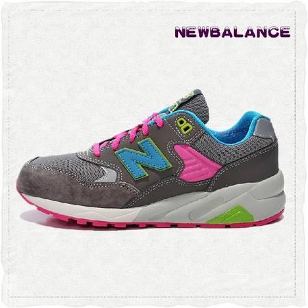 NewBalance 正品代购 NB跑步鞋男鞋女鞋 新百伦情侣复古运动鞋 MRT580WJ