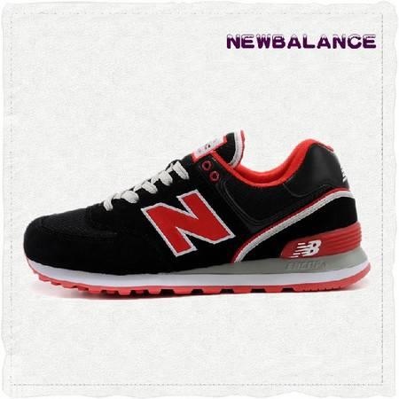 正品New Balance旗舰店新百伦复古棒球系列灰蓝男鞋跑鞋运动鞋ML574SGW