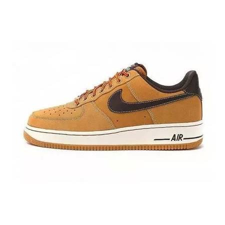 正品耐克男鞋AIR FORCE 1 USA 独立日男子休闲板鞋488298-704-425